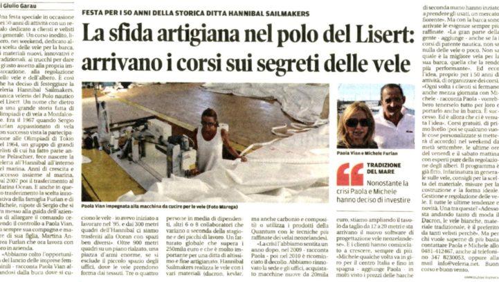 La sfida artigiana del polo del Lisert